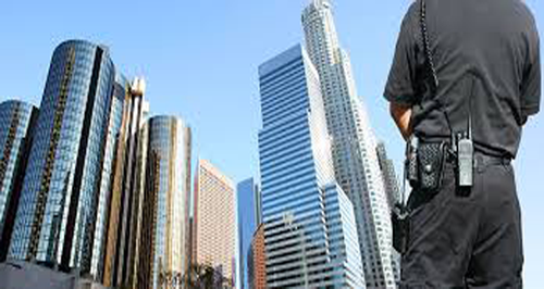 Security guard services in Mississauga